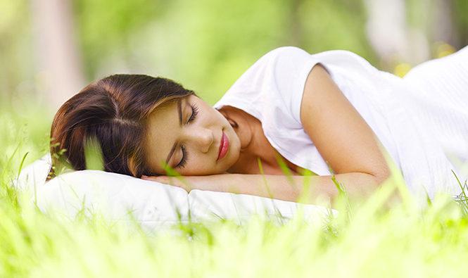 astenia primaveral afecta al descanso