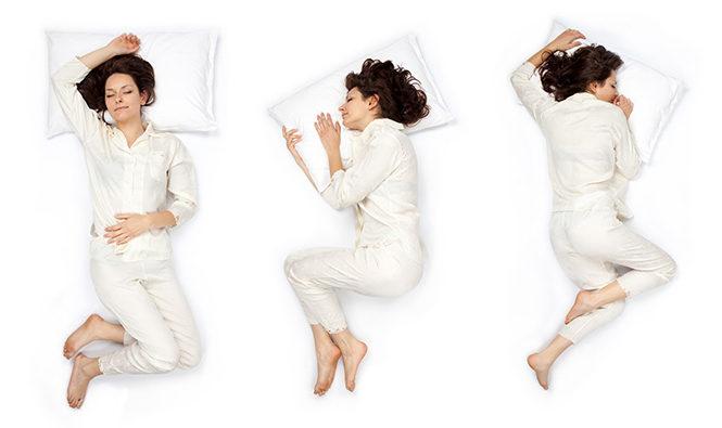 En SB Descanso te contamos cuales son los pros y los contras de cada postura a la hora de dormir.