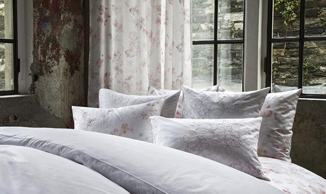 Ropa de cama Christian FIshcbacher, de venta exclusiva en SB Descanso.