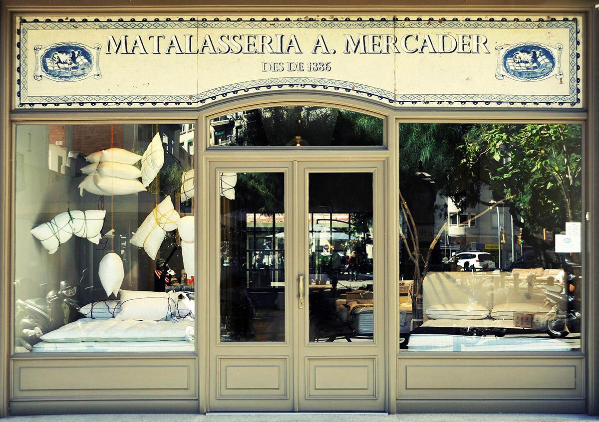La Matalasseria Mercader, uno de los distribuidores de SB Descanso.