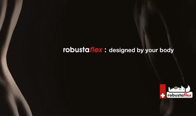 Robustaflex, diseñado para tu cuerpo. Marca de SB Descanso
