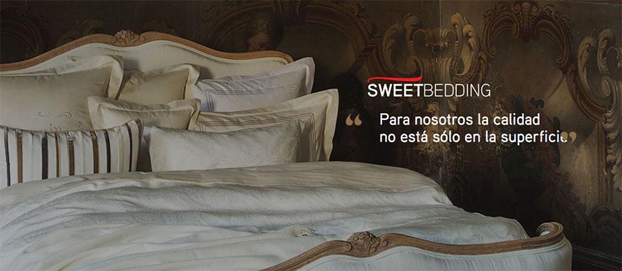 Marca de colchones Sweetbedding, distribuidor SB Descanso.