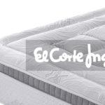 Promoción: colchón Viscomax Plus, al 50% en El Corte Inglés