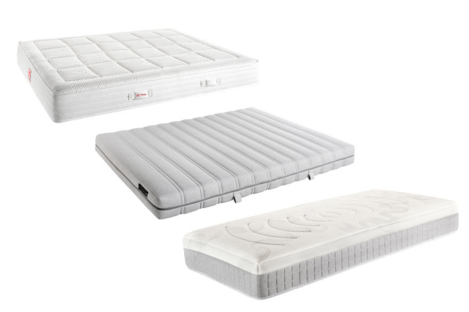 Colchones SB Descanso de las marcas Swiss Confort, Robustaflex y Sweetbedding
