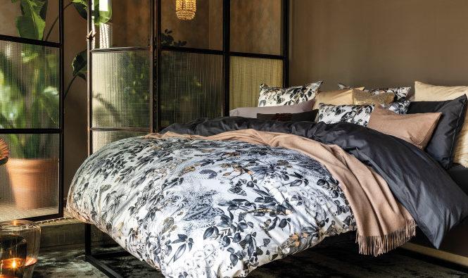 Habitacion con ropa de cama de Christian Fischbacher
