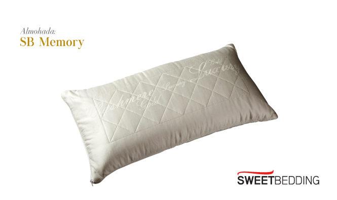 SB Descanso almohada SB Memory de Sweetbedding