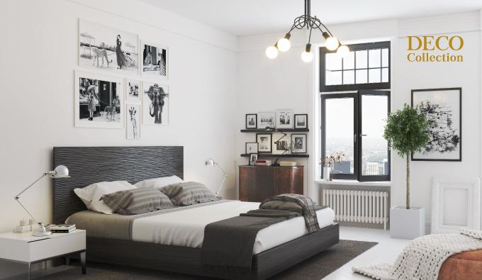 Ambiente con el sistema de descanso Grand Confort de SBDescanso