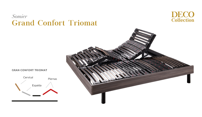 Somier Grand Confort Triomat