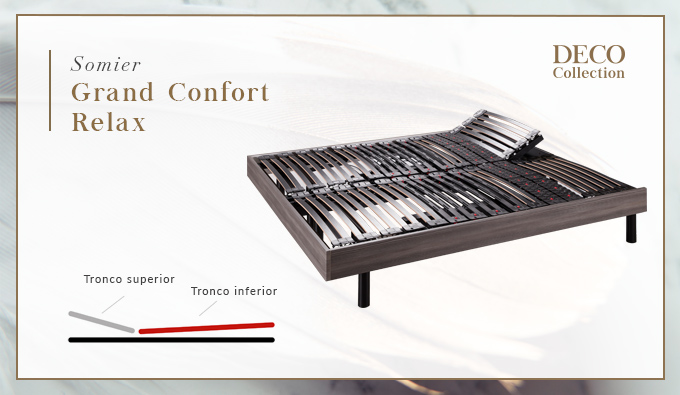 Deco Collection - Somier Grand Confort Relax