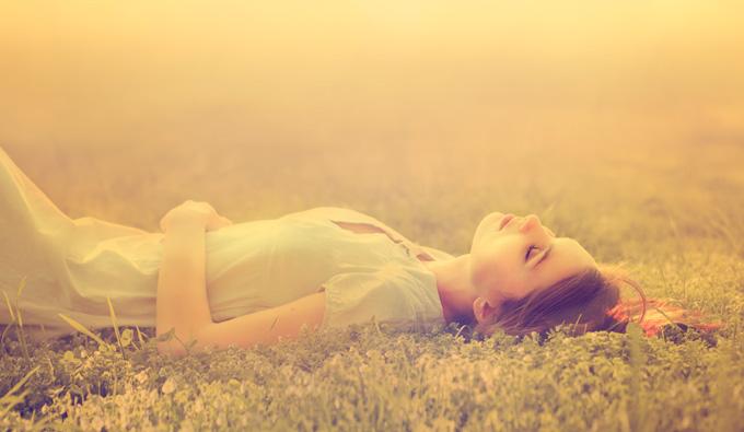 Dormir como en los cuentos de hadas placidamente