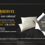 Este noviembre, ¡Black Friday y Plan Renove en SB Descanso!