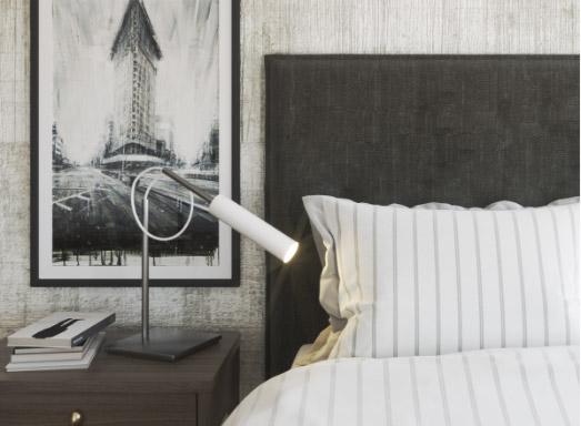 Compra tu cabecero tapizado recto de diseño suizo   SB Descanso