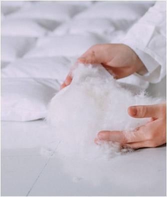 Tacto plumón. Antibacteriano. Lavable en lavadora - SB Descanso