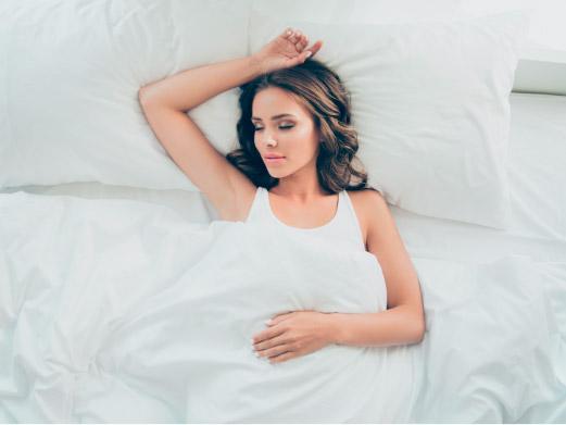 Almohadas para dormir boca arriba o boca abajo