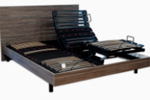 Cabecero de cama de madera en diferentes acabados