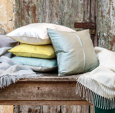 Cojines decorativos - Lujo y estilo SB Descanso