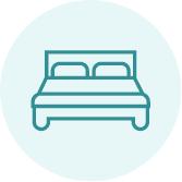 Cubrecolchones de un solo uso para probar los colchones - Showroom SB Descanso