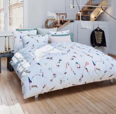 Ropa de cama- Lujo y estilo SB Descanso