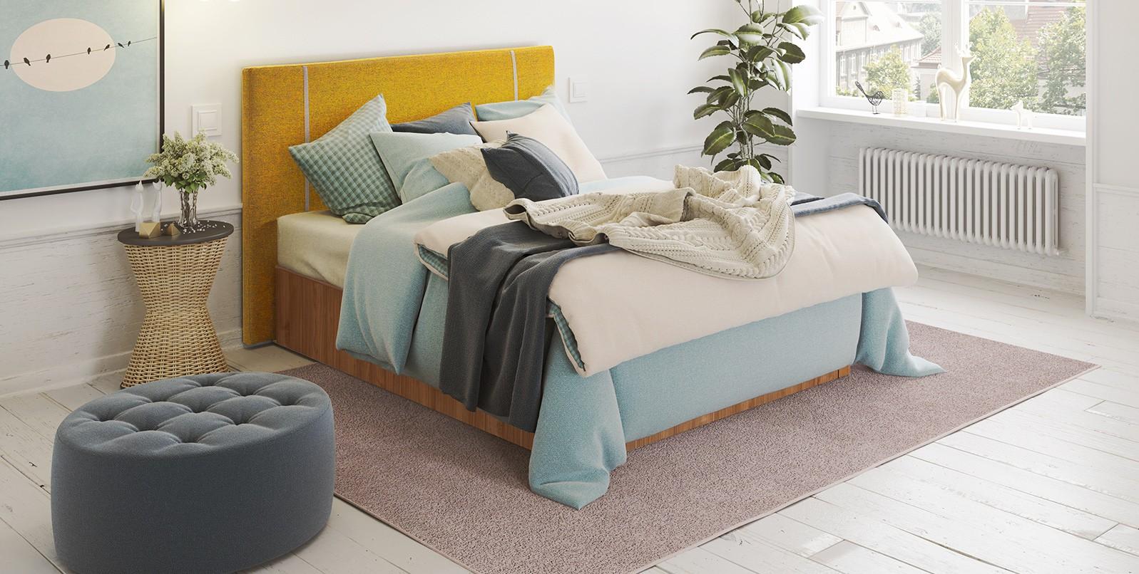 Con estos cabeceros premium tu cama será la auténtica protagonista