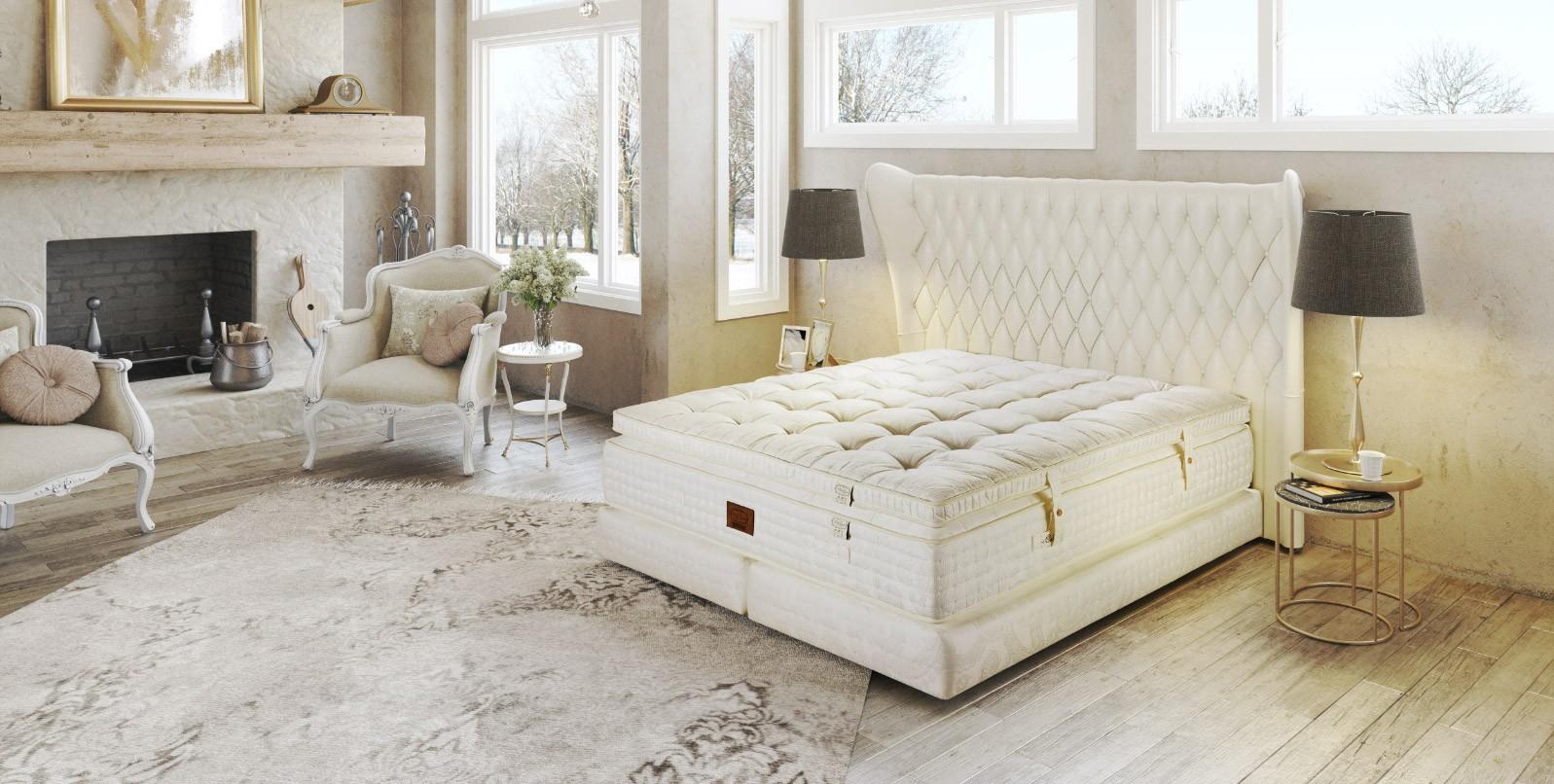 El topper de colchón es la guinda del descanso premium